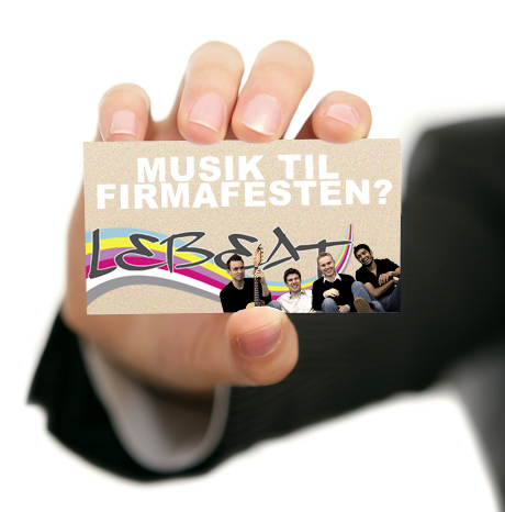 musik til firmafest